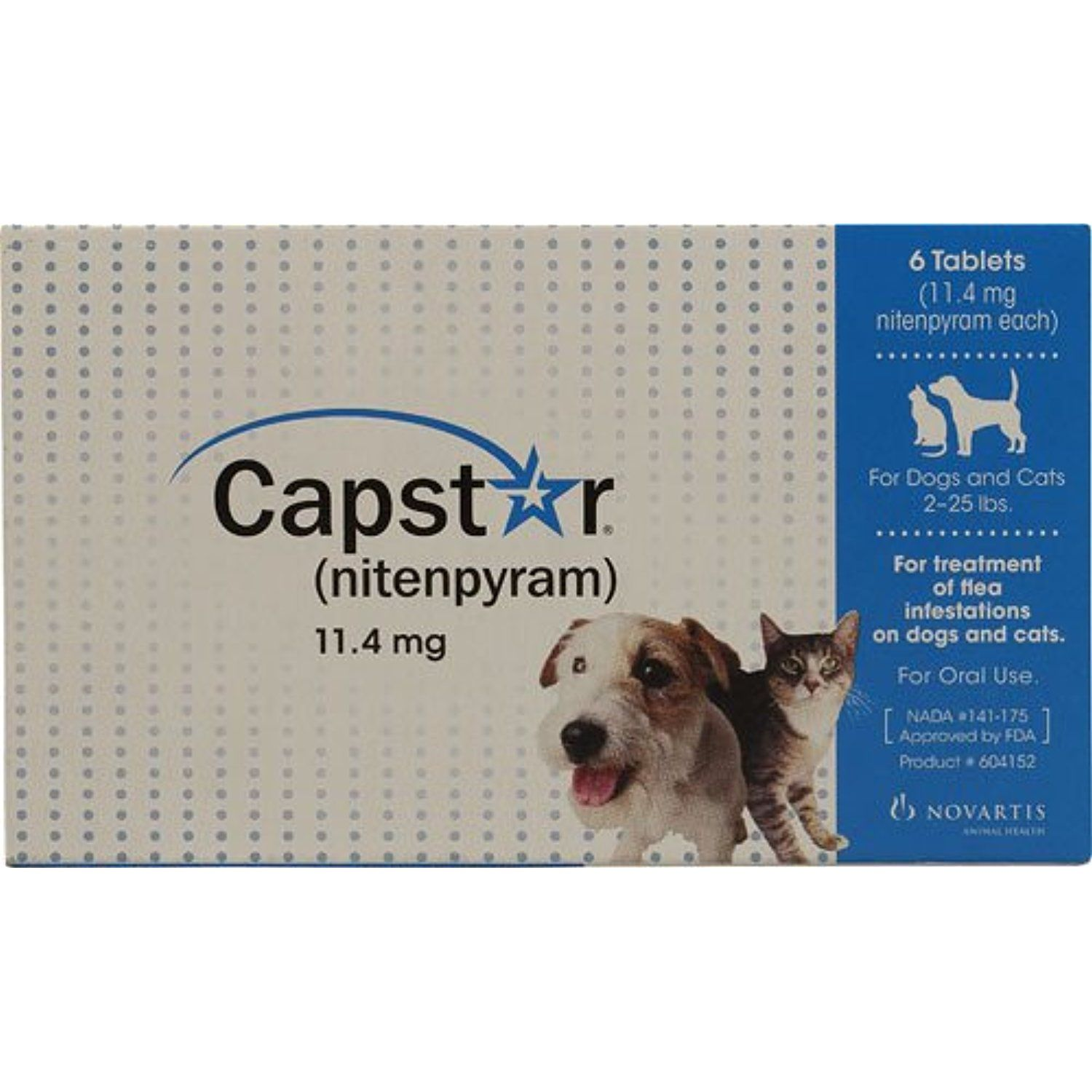 Capstar Blue For Dogs And Cats 2 25 Lbs 6 Pills Check Out The Image By Visiting The Link This Is An Dog Flea Treatment Flea Treatment Fleas