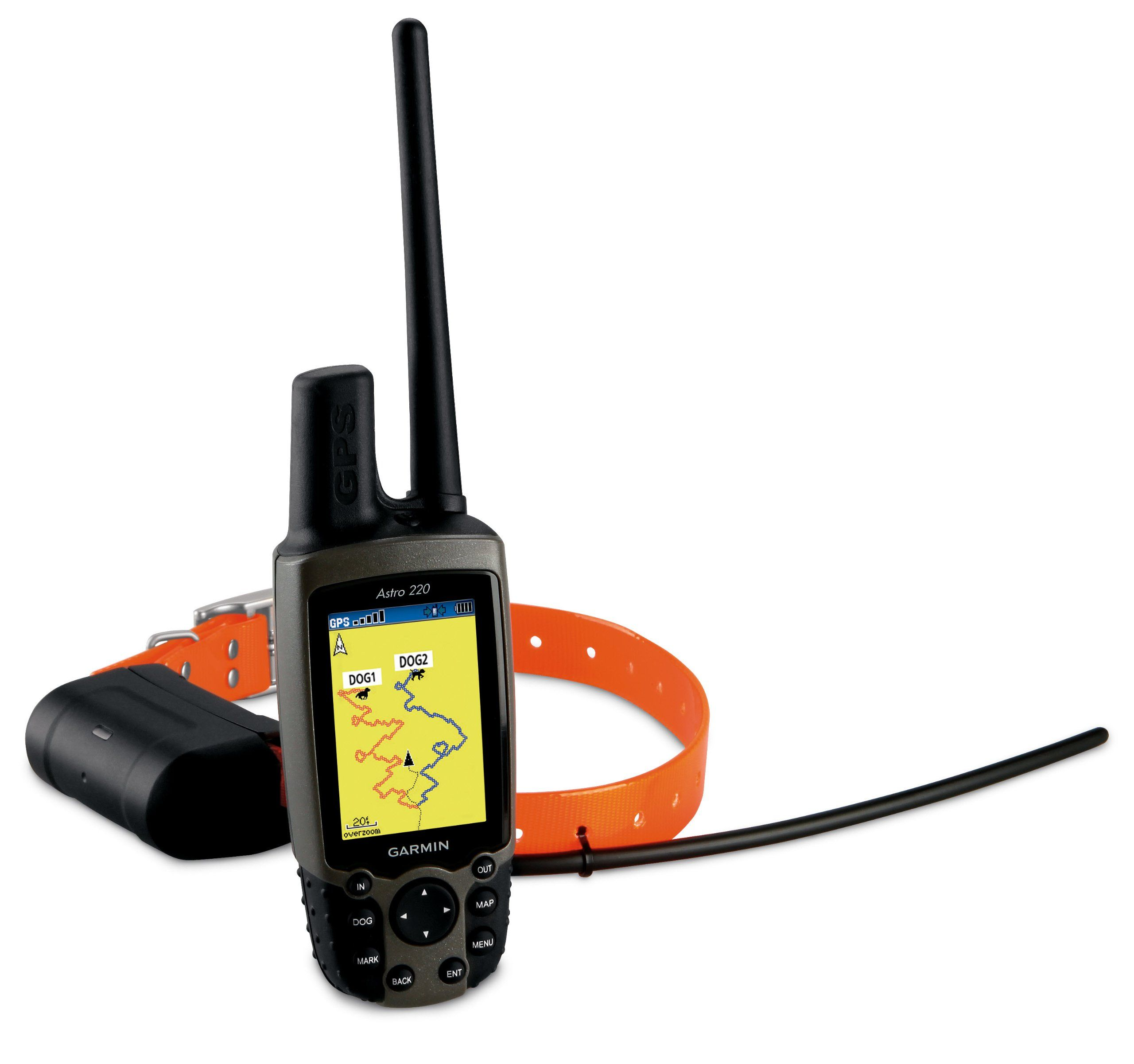 Garmin Astro 220 Dog Tracking Gps Bundle With Dc40 Wireless Transmitter Collar Discontinued By Manufacturer