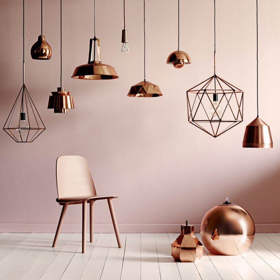 Copper Edit The Sunday Age Wire Lamps