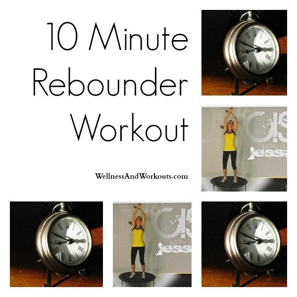 10 Minute Workouts -- Cellercise