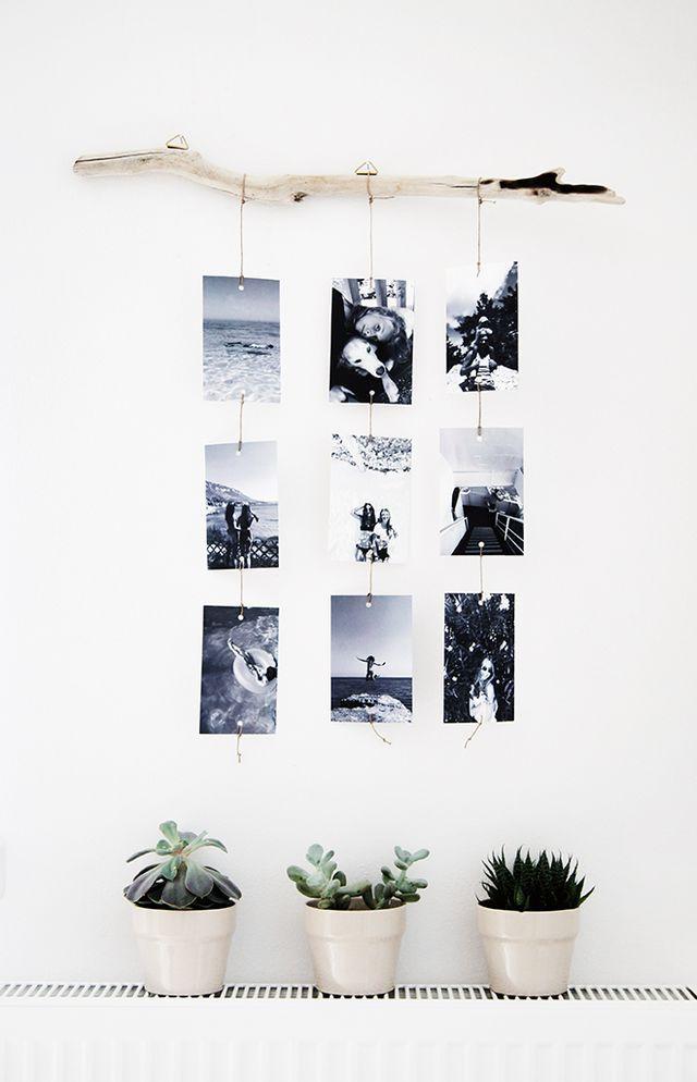 Tree Branch Decor DIY wall art Pinterest Tree branch decor - deko ideen für schlafzimmer