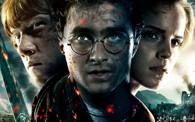 """The Only Problem With The """"Harry Potter"""" Movies ..."""