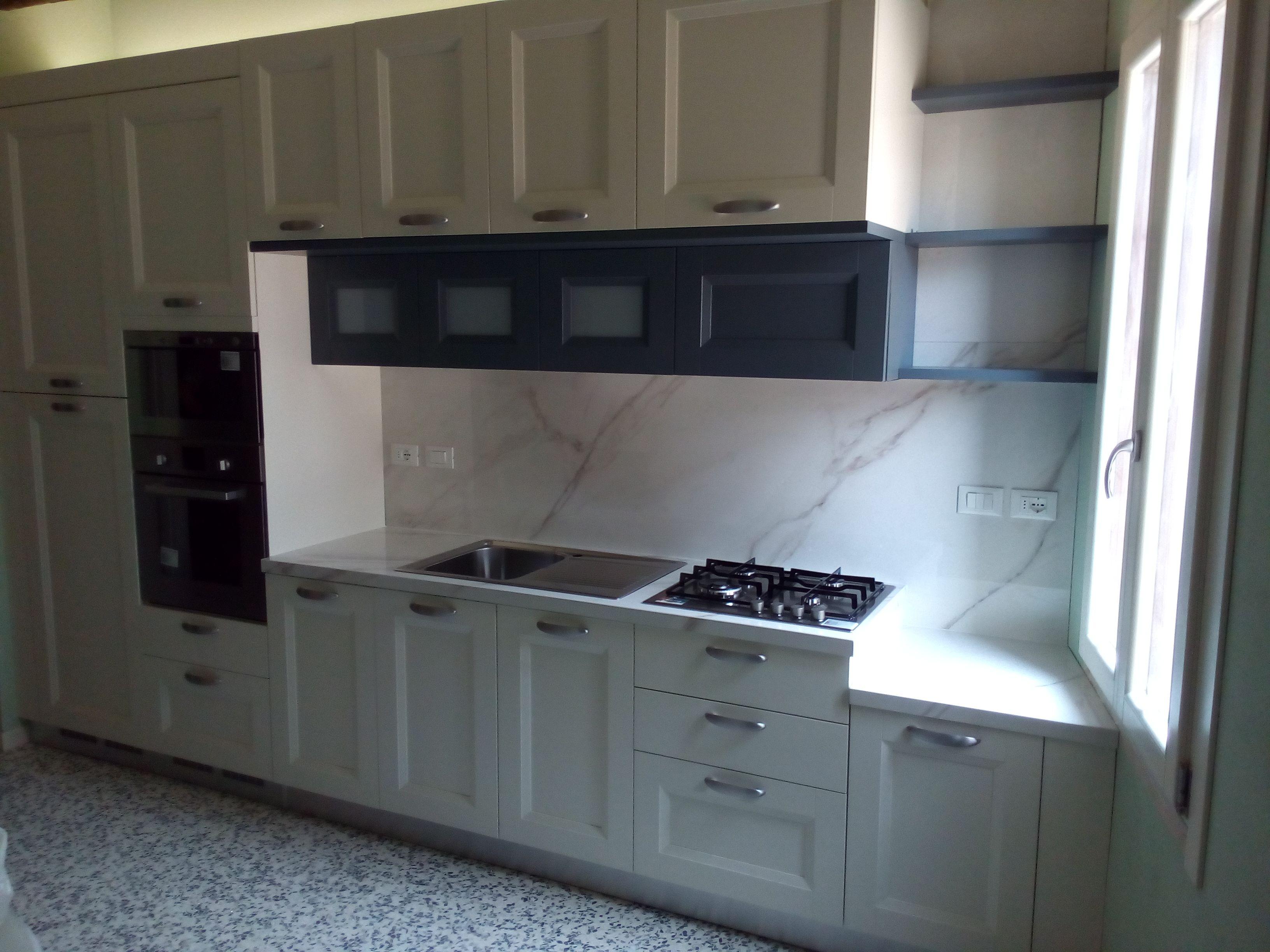Il top di una #cucina rivestito con #Kerlite, materiale ceramico ...