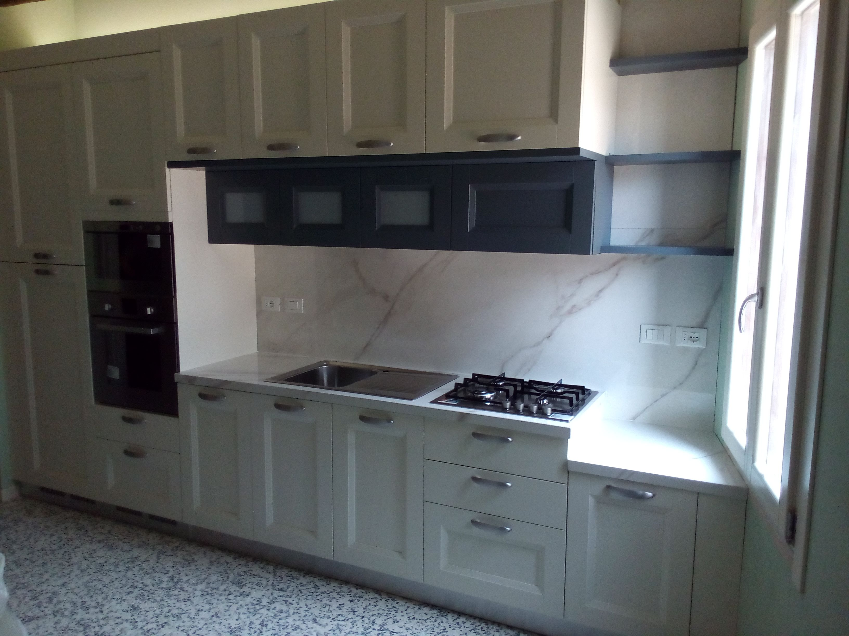 Top cucina kerlite - Kerlite rivestimento cucina ...