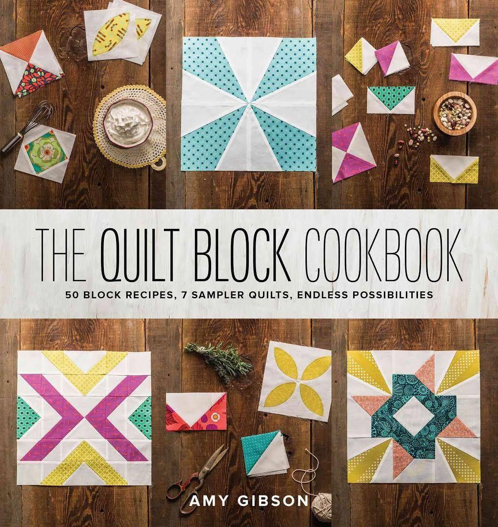Image result for quilt block cookbook