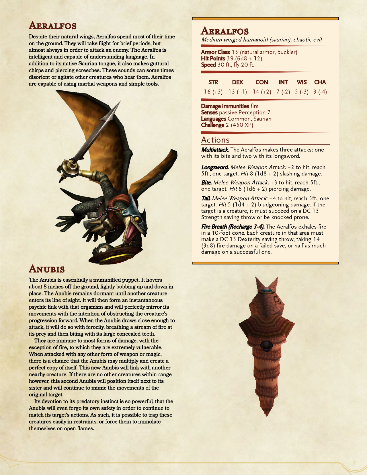 dnd 5e homebrew zelda monster manual part 1 by gowronatemybaby7 rh pinterest com Dungeons and Dragons 3 5 Monster Manual 3 PDF Dungeons and Dragons 3 5 Monster Manual 3 PDF