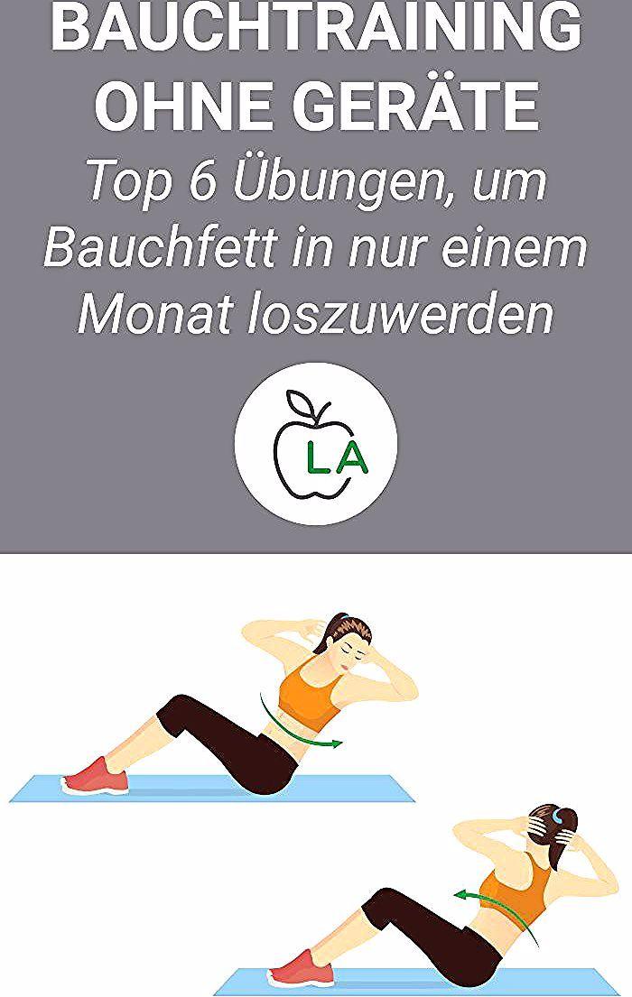 Unsere Bauchfett weg Übungen helfen dir beim Abnehmen am Bauch. Sieh dir hier das Training mit dem e...