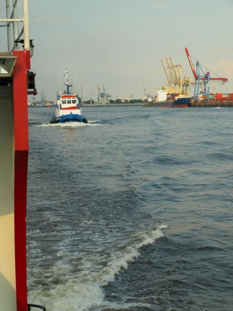 http://blog.peterkulpe.eu zeigt Hamburg aus der Sicht eines Südschwarzwälders ...