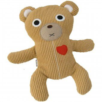 Invotis Heat Pack Huggie Bear - When briefly warmed in the microwave, it´s ready to be cuddled and will help young and old with its wonderful warmth.
