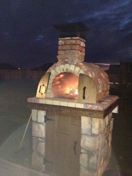 10 Outdoor Pizza Oven Design Ideas | Fire Pits/Outdoor Ovens ...