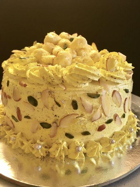 Rasmalai Cake Recipe In 2018 Desserts Pinterest Indian