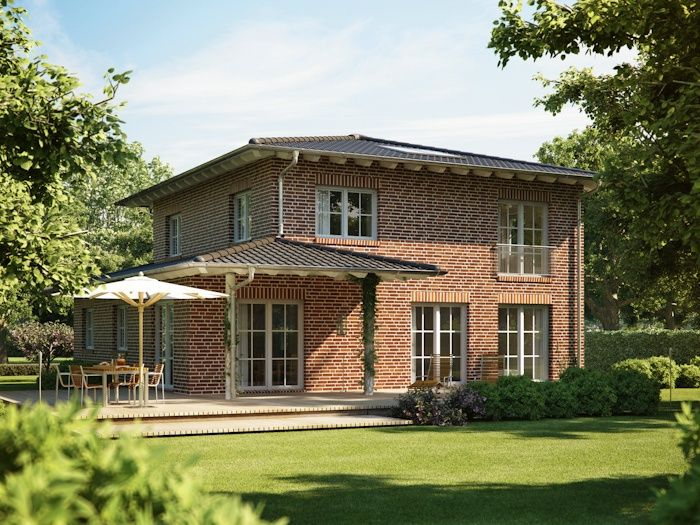 eco system haus massivhaus stadtvilla 8007 pinterest haus house and exterior design. Black Bedroom Furniture Sets. Home Design Ideas