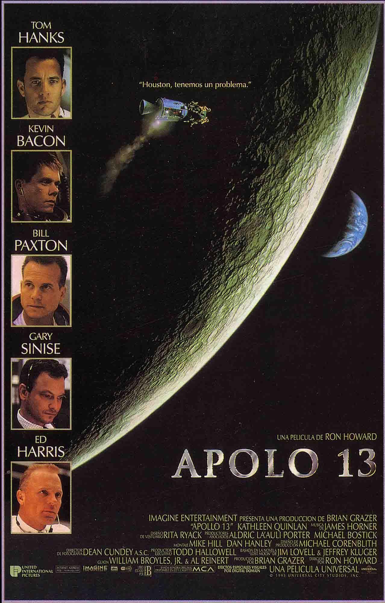 Apolo 13 Apolo 13 Ver Peliculas Gratis Películas Completas