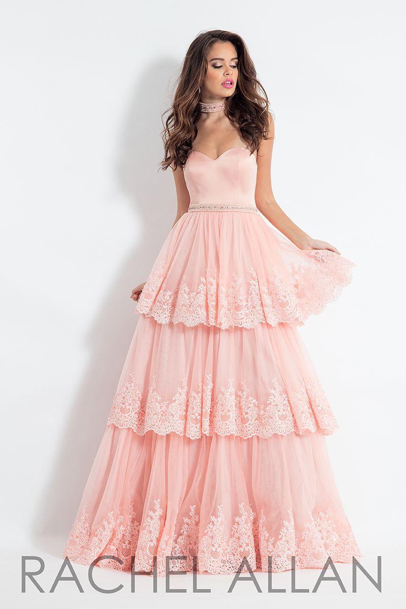 RACHEL ALLAN   Style - 6029   Dresses   Pinterest   Diseños de moda ...