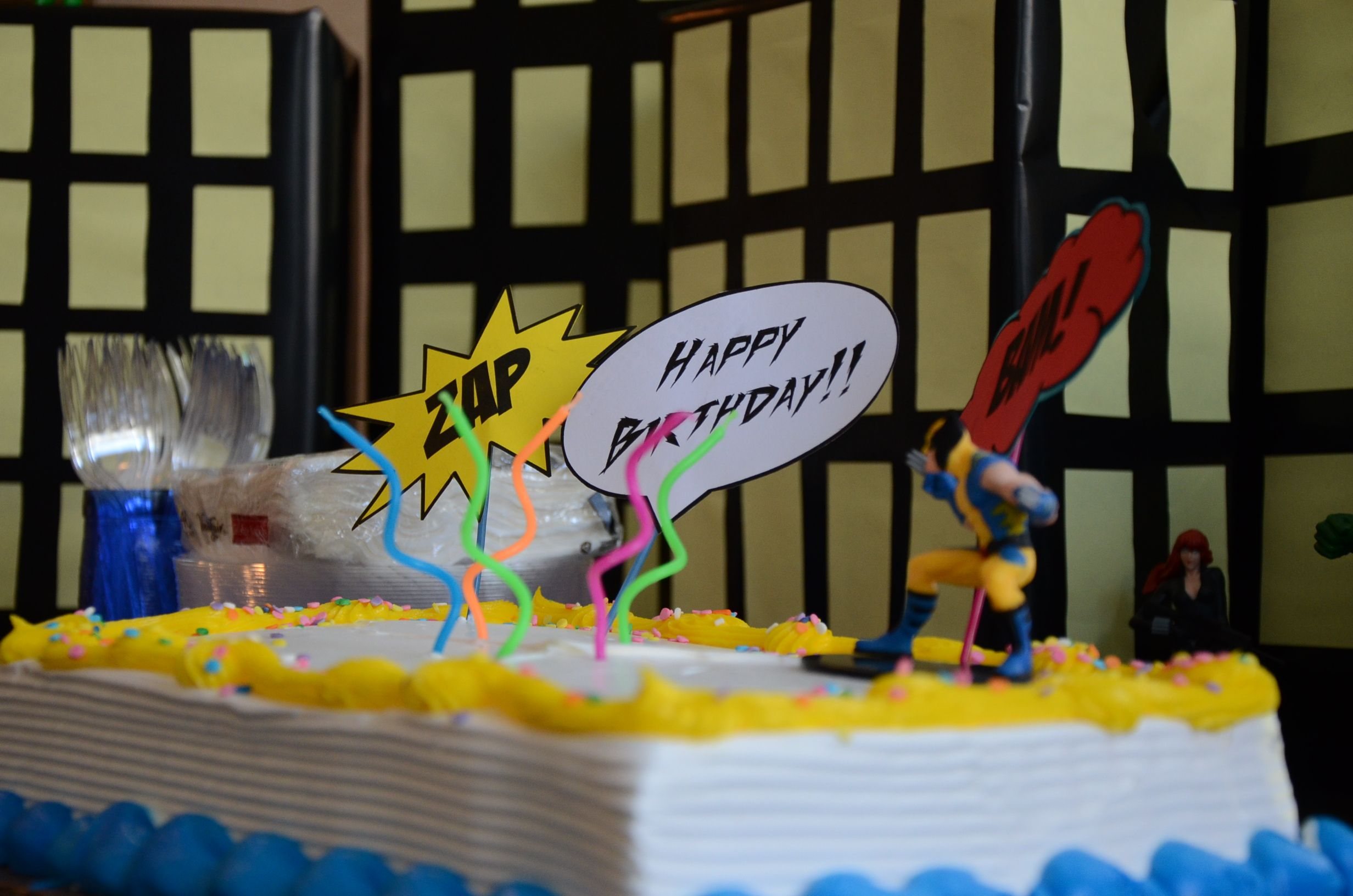 Have a handmade birthday party at The Tinderbox