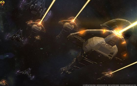 Dominion War Unleashed By Euderion On Deviantart Star Trek