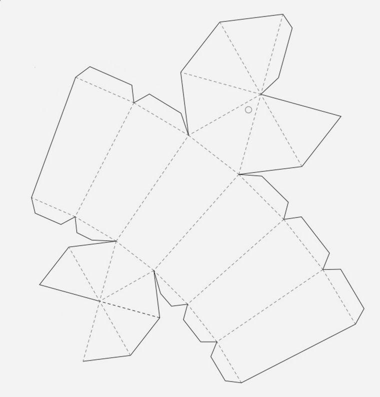 Объемные фигуры из бумаги своими руками схемы шаблоны, днем следственных