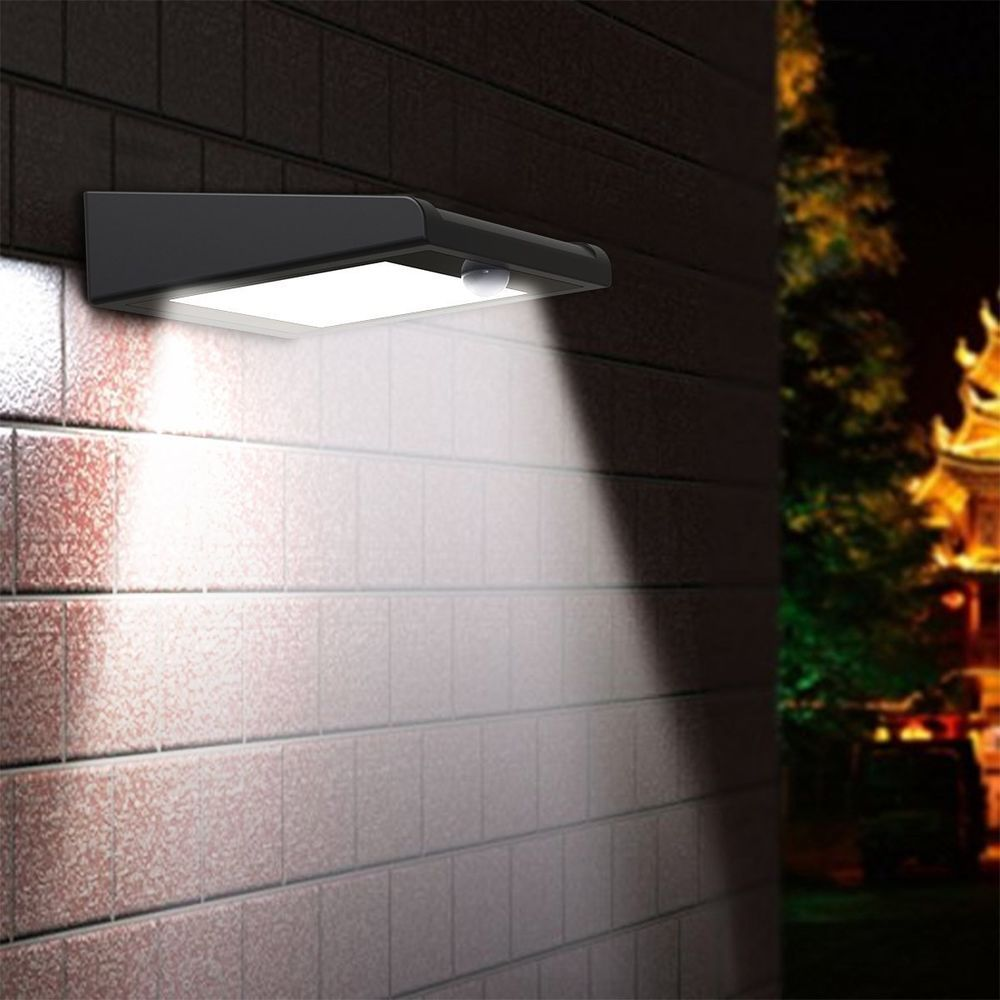 Outdoor Motion Light Will Not Turn Off: Sensitive PIR Motion, Walk By, Lights On】- Sensing Range