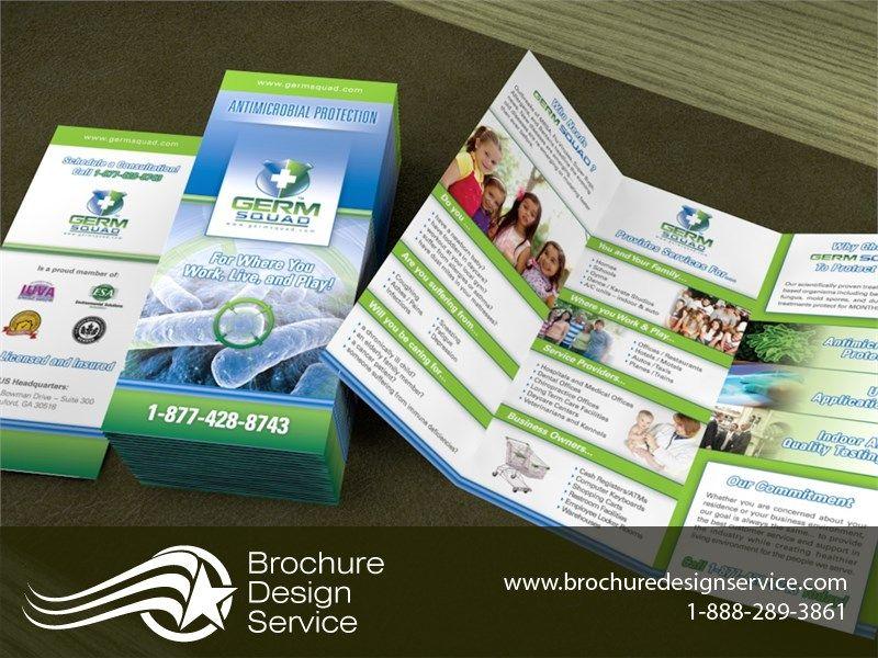 tri fold brocure design inspiration samples examples portfolio