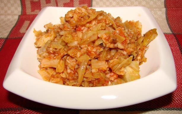 Lazy Cook S Golumpki Stuffed Cabbage Recipe Cabbages