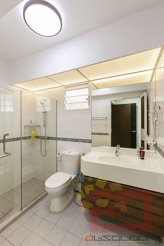 Minimalist Hdb Design: HDB 5-Room BTO Neutral Palette @ Blk 315C Yishun Greenwalk