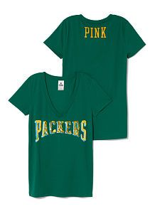 promo code 538bf ae8aa Packers and Pink our favorite combination | Packers Party ...