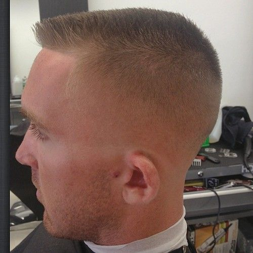 Hairstyles Pictures Classic Flat Top Hairstyles For Men