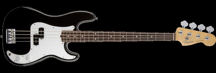 American Professional Precision Bass Guitarras