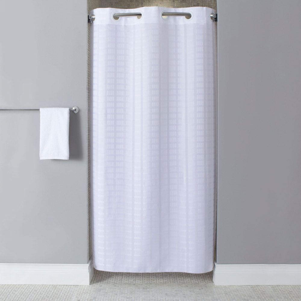 Stand Up Shower Curtain Length Stall Shower Curtain Shower