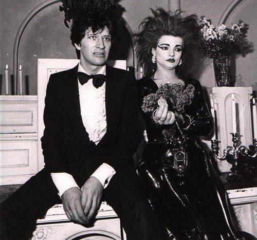 Herman Brood & Nina Hagen in Cha-Cha, 1979