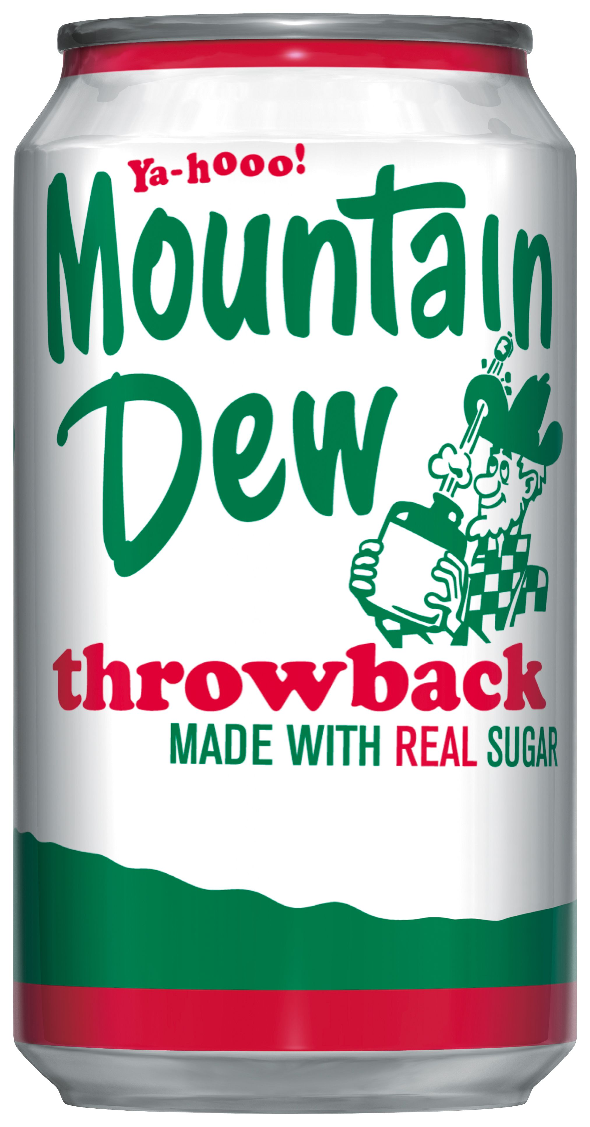 What Can Be Better Than Mountain Dew? Anything?!? Yes!