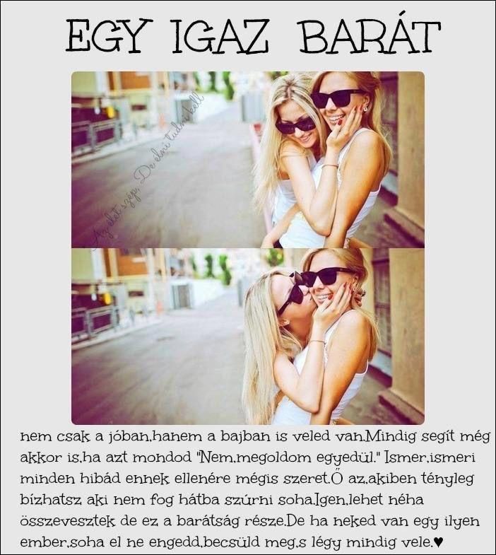 Egy igaz barát..☺️