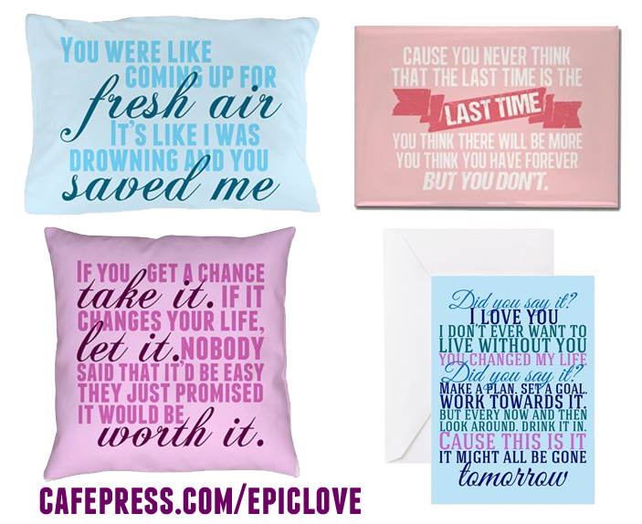 Greys Anatomy Quotes On Pretty Pillows Magnets Cards Tees And