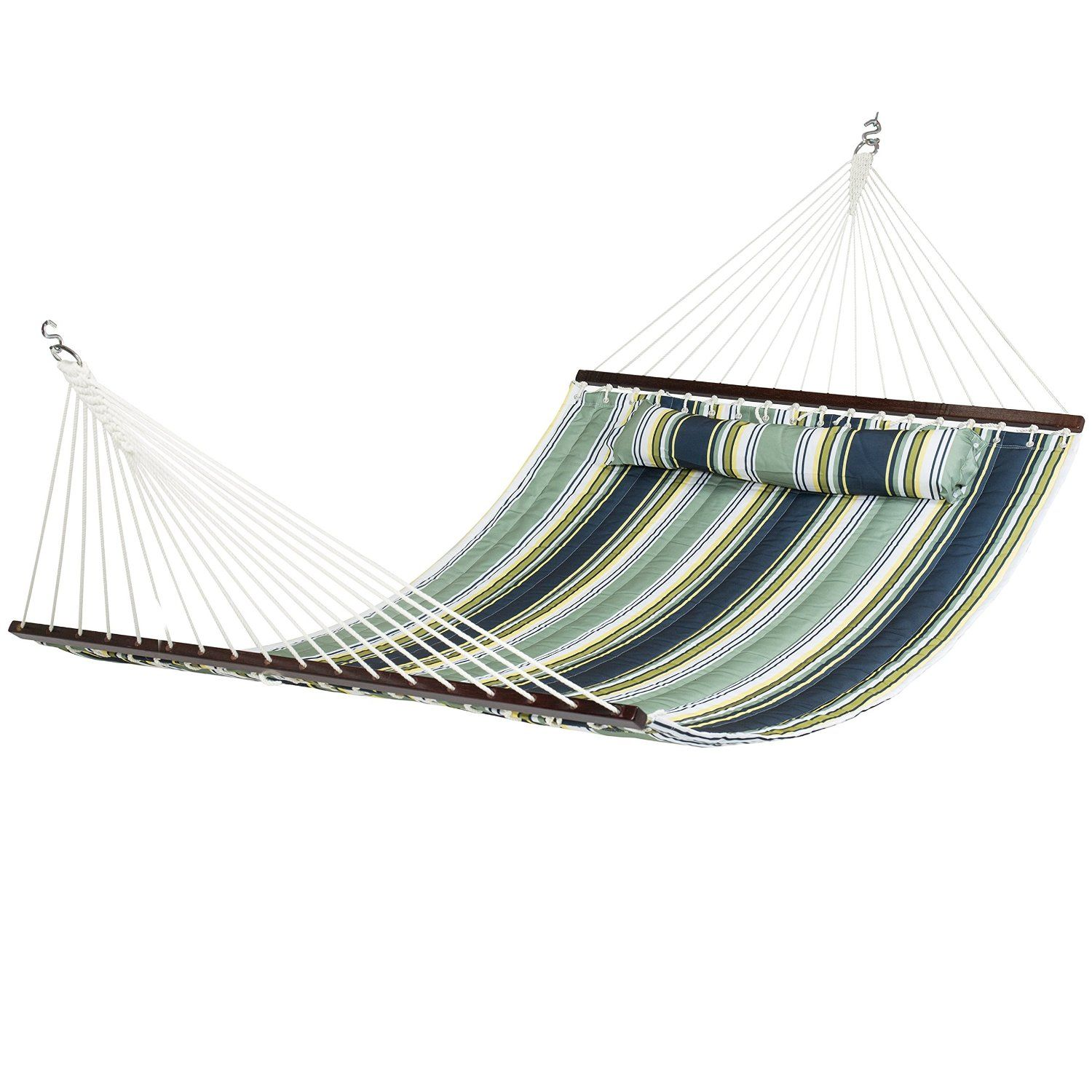 portable camping high or hammock garden stripe buy double person hang product bed ups outdoor quality travel fedex nvie swing from canvas