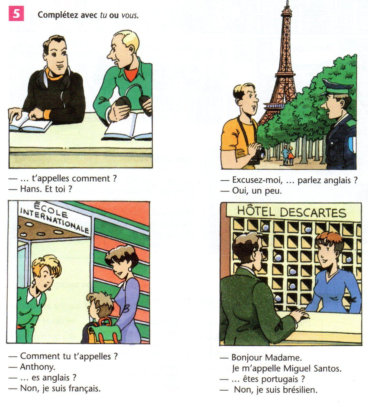 Tu Ou Vous Choix Cornélien Quand On N Est Pas Français Et Pourtant Il Faudra Vous Y Faire Et Savoir Choisir Que Diri Teaching French Learn French Teaching