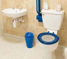 Creating a Dementia-Friendly Bathroom   Coloured toilet seats ...