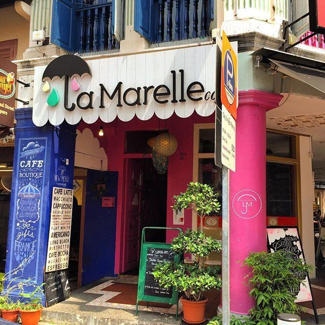 La Marelle Cafe Halal Cafe Singapore Cafe Singapore Halal