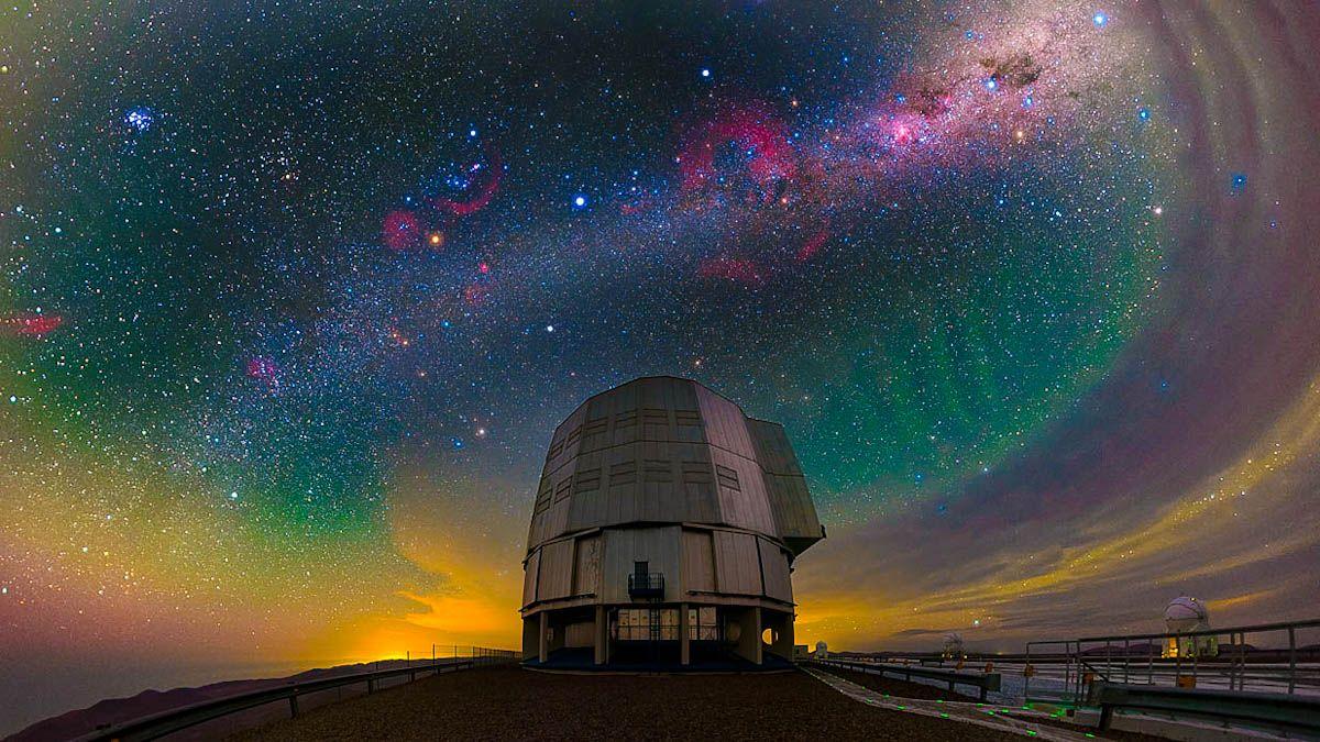 Nebulosas, constelações e eventos sobre Antu | Nebulosa carina, Nebulosa, Nebulosas