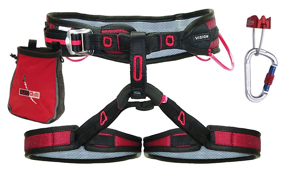 My harness, wild country harness