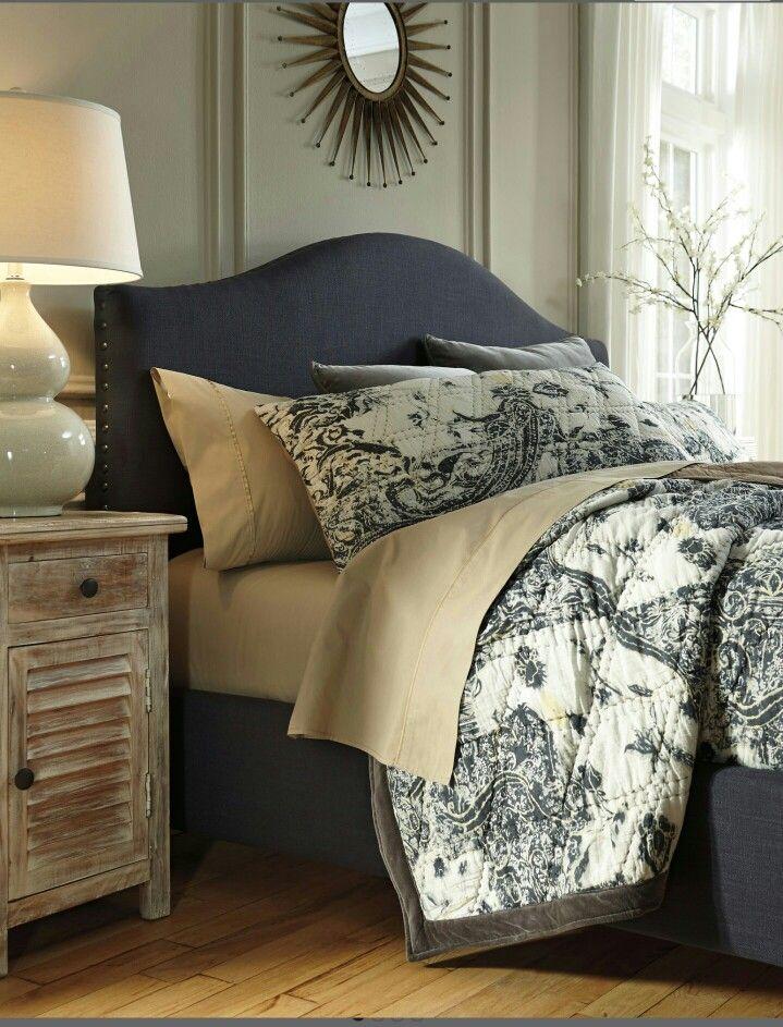 Gepolstertes Kingsize Bett, King Bett Rahmen, Bettschienen, Gepolsterte  Kopfteile, Übergroße Betten, Suche