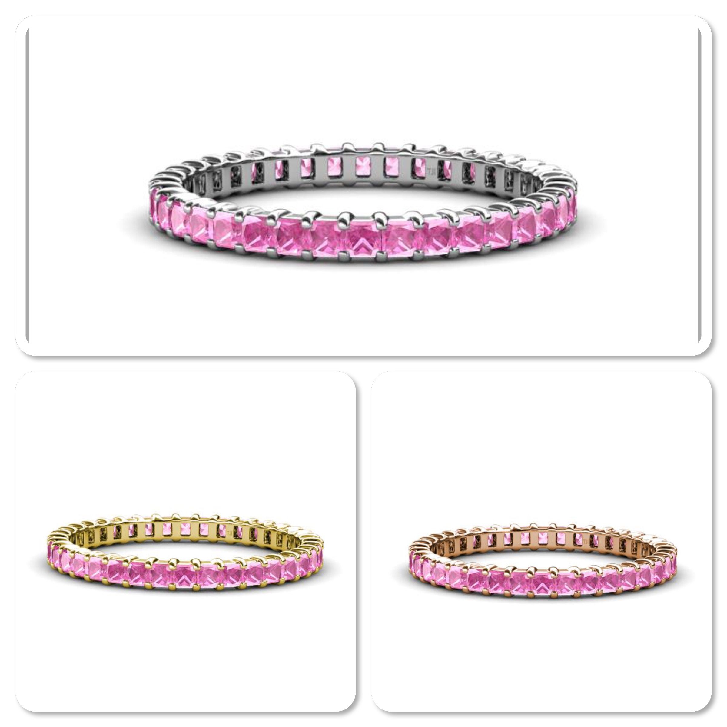 rose diamond pink products eternity barmakian argyle bands and band gold jewelers wide