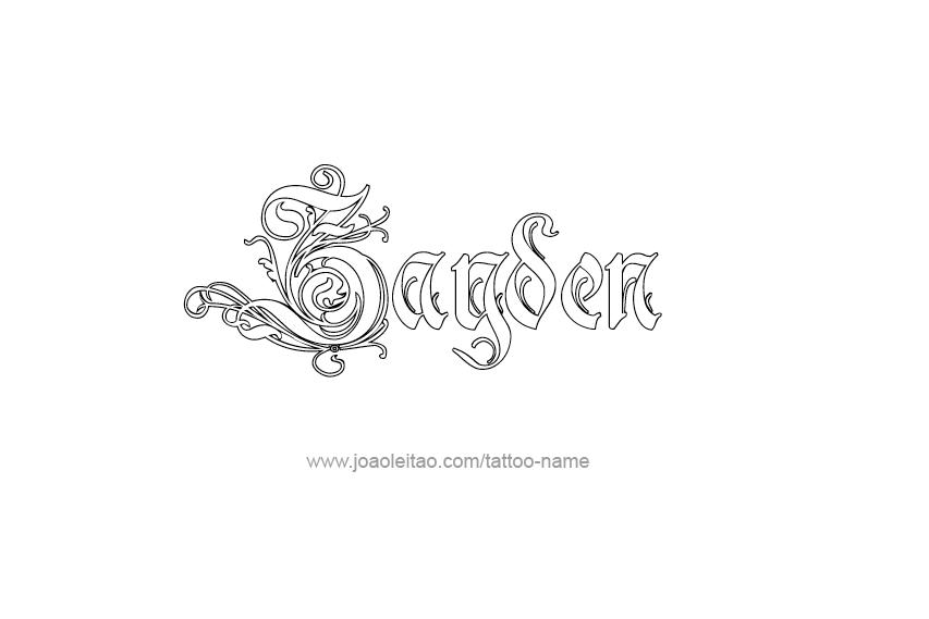 Zayden Name