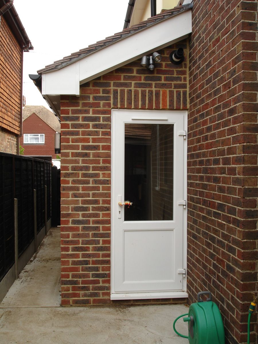 Semi detached house side extension ideas google search for Garage extension ideas