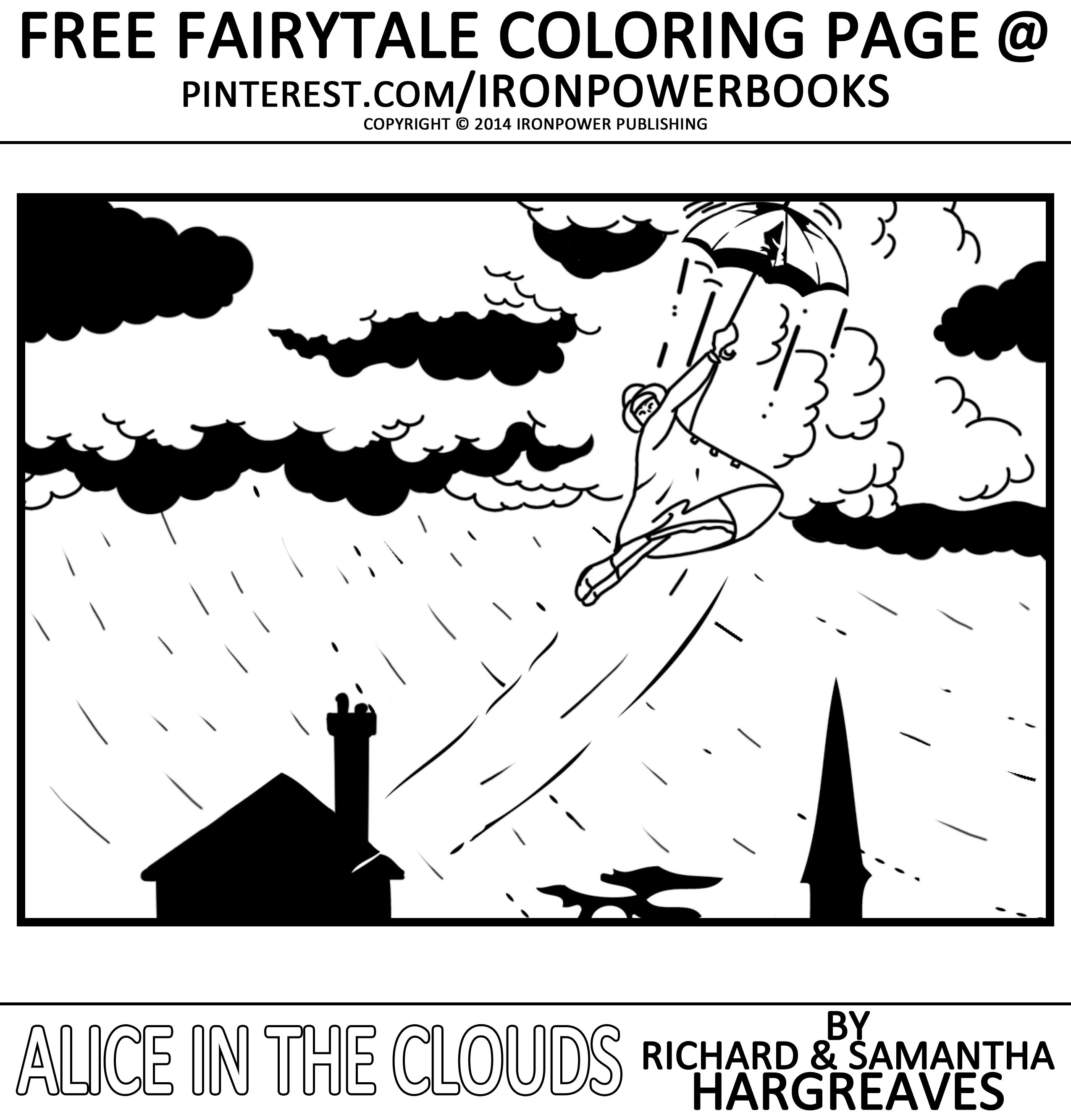 Fairytale Coloring Pages @ironpowerbooks   Follow board for more ...