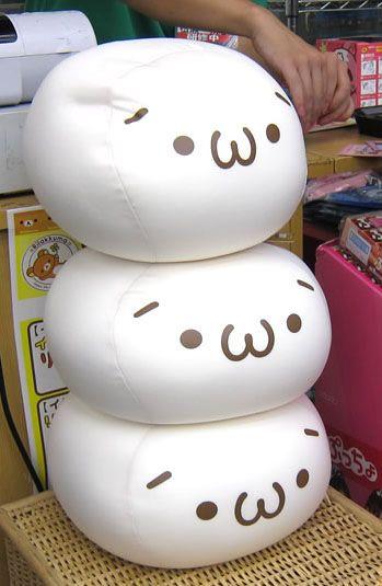 Syobon cushion (´・ω・`)