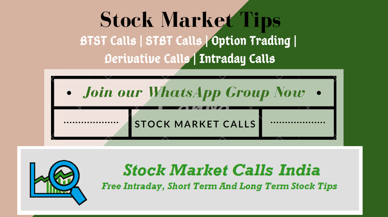 If you have Queries related to SHARE & STOCK Market Call Us