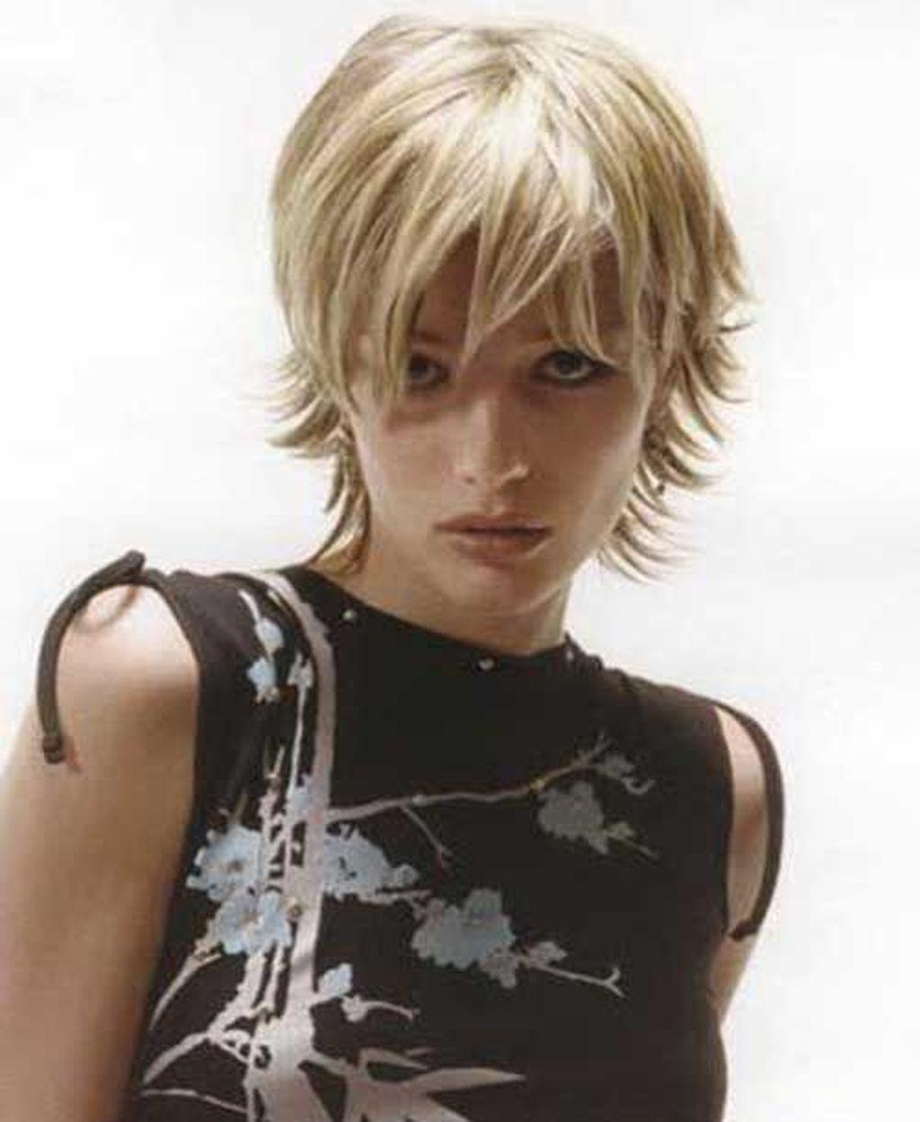 Pretty Short Hairstyles Thin Hair Ideas04 Jpg 1024 1249 Short Hair With Layers Short Thin Hair Short Hair Styles