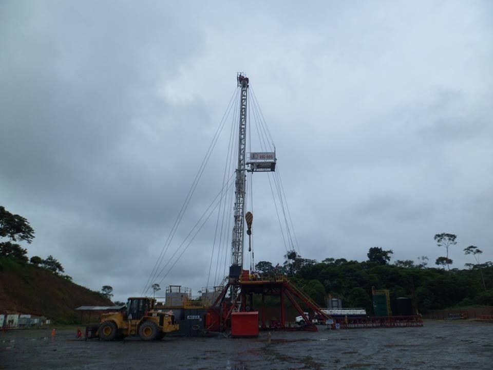 Rig 905 Sinopec International Petroleum Service Ecuador - Oilpro.com