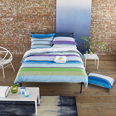 Buy Designers Guild Zetani Bedding Online At Johnlewis Com Bed Beds Online Simons Home