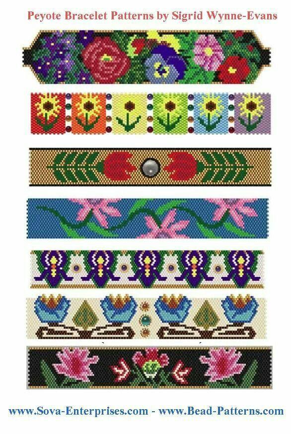 Pin Von Acton Auf Grannys Armband Perlenkette Und Häkeln